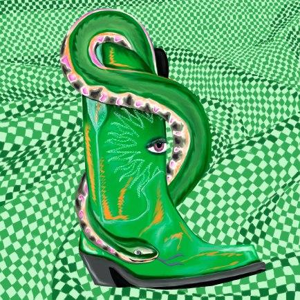 boot-snake